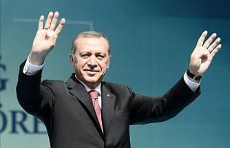 Cumhurbaşkanı Erdoğan, Tekirdağ Valiliği'ni ziyaret etti