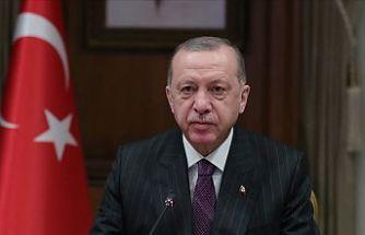 Erdoğan: Tüm platformlarda Kudüs davasına sahip çıkıyoruz