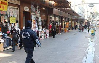 Gaziantep Büyükşehir Belediyesi'nden esnafa büyük destek