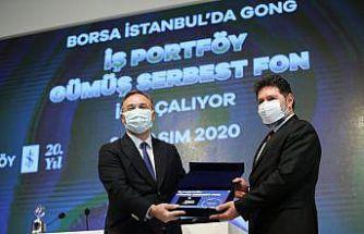 """İş Portföy Gümüş Serbest Fonu"""