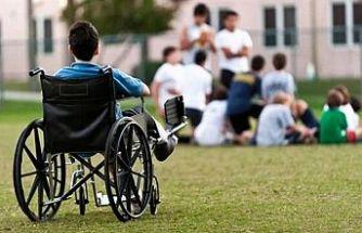Çocuklar video kliple engellilerin sorunlarına dikkati çekti