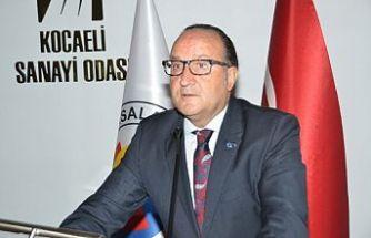 KSO Başkanı Zeytinoğlu kasım ayı ihracat rakamlarını değerlendirdi