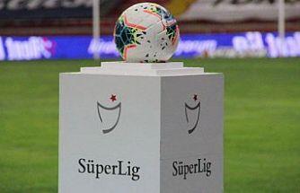 Süper Lig'de 12, 13, 14 ve 15. hafta programları açıklandı