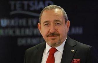 """TETSİAD Başkanı Bayram: """"Yeni destek paketlerinin açıklanması gerekli"""""""