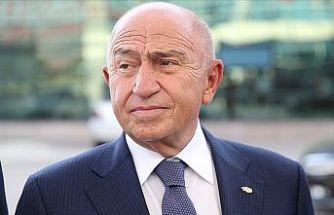 TFF Başkanı Nihat Özdemir'in koronavirüs testi pozitif çıktı
