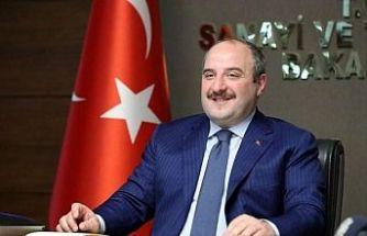 """Bakan Varank, """"Türkiye'nin tek yerli ve milli emniyet kemeri üreticisi""""ni ziyaret etti"""