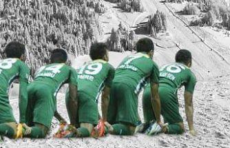 """Bursaspor'un anlatıldığı """"Yeşil Beyaz Zirve"""" belgeseli Vodafone TV'de"""