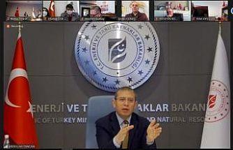 """Bakan Yardımcısı Tancan """"Enerji Sektörü İstişare Toplantısı""""nda konuştu"""
