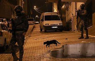 İstanbul'da terör örgütü DEAŞ'a yönelik operasyonda 16 şüpheli yakalandı