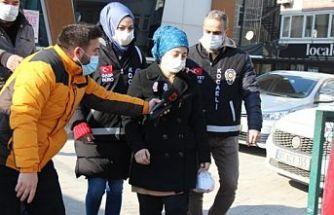 Kocaeli'de yeni doğan bebeğini öldürdüğü iddia edilen kadın tutuklandı