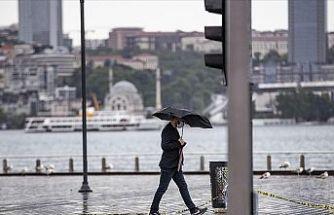 Marmara Bölgesi'nde kuvvetli yağış bekleniyor