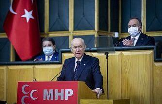 MHP Genel Başkanı Bahçeli: Saldırılarla ülkücü hareket arasında bağ kurmak zorlamadır