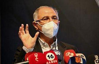 """AK Parti Genel Başkan Yardımcısı Ala : """"Terör yok olsun diye Suriye'deyiz, Libya bölünmesin diye oradayız"""""""