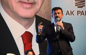 AK Parti'li Ala ve Dağ, Bursa İl Kadın Kolları 6. Olağan Kongresi'ne katıldı