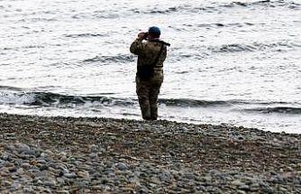 GÜNCELLEME - Gökçeada açıklarında batan teknedeki İlçe Jandarma Komutanı Teğmen Musa Bulut'un cansız bedeni bulundu
