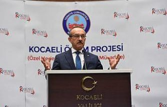 Kocaeli'de ÖNEM projesiyle 25 bin çocuğa sosyal destek sağlanacak