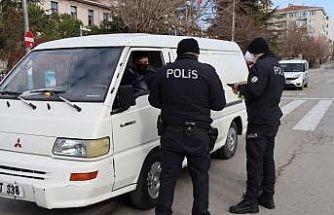 Trakya'da artan Kovid-19 vakaları nedeniyle denetimler yoğunlaştırıldı