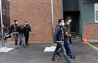 Yalova'da sokak satıcılarına yönelik uyuşturucu operasyonunda 15 zanlı yakalandı