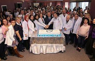 Özel Hayat Hastanesi 42'nci yaşını kutladı