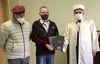 Bursa'da yaşayan Alman vatandaşı ramazan ayından etkilenip Müslüman oldu