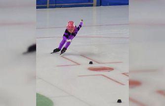 Buz pateninde Short Track Federasyon Kupası-4 müsabakaları sona erdi