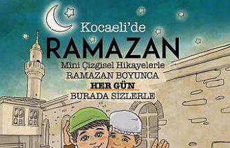 """""""Eski ramazanlar"""" sosyal medyadan yayınlanan çizim hikayelerle anlatılıyor"""