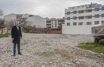 Karacabey Belediyesi'nin otopark hamleleri sürüyor