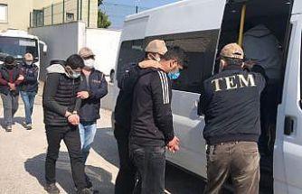 Sakarya merkezli DEAŞ operasyonunda 4 şüpheli tutuklandı