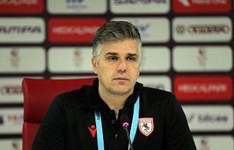 Samsunspor-Balıkesirspor maçının ardından