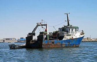 Saros Körfezi'nde yasa dışı avlanan 6 kişiye 101 bin 732 lira ceza kesildi