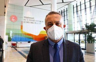 Tekirdağ Sağlık Müdürü Kalkan, vatandaşlardan sağlık tedbirlerine daha fazla uymasını istedi