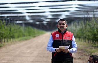 Tarım ve Orman Bakanı Pakdemirli, Balıkesir'de üretici destek ödemelerine ilişkin  açıklama yaptı: