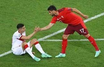 A MİLLİ FUTBOL TAKIMI EURO 2020 YİNE BİZİ ÜZDÜ