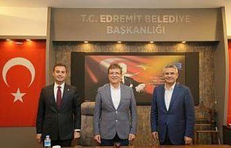 CHP Genel Başkan Yardımcısı Oğuz Kaan Salıcı Balıkesir'de konuştu: