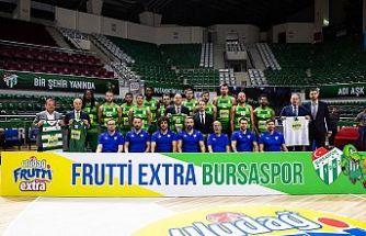 Frutti Extra Bursaspor ikinci kez Avrupa sahnesine çıkacak
