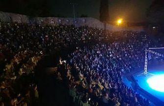 Fazıl Say Balıkesir'de konser verdi