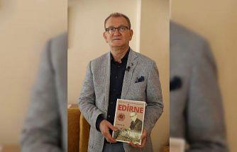 """""""Ord. Prof. Dr. Süheyl Ünver'in kaleminden Edirne"""" isimli kitap yayımlandı"""