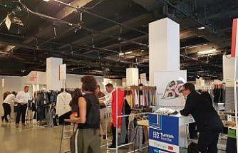 Türk tekstil firmaları New York'ta ürünlerini tanıttı