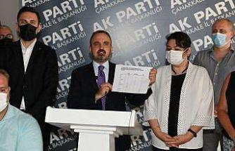 AK Parti'li Bülent Turan'dan, Turizm Teşvik Kanunu'yla ilgili eleştirilere yönelik açıklama: