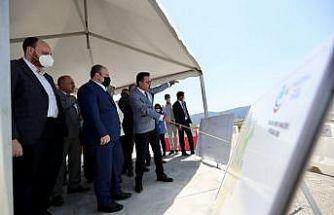 Bakan Varank, Yalova'da imal edilecek dünyanın en büyük canlı balık taşıma gemisinin ilk kaynağını yaptı