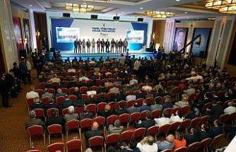 AK Parti Genel Başkan Yardımcısı Özhaseki, AK Parti Yerel Yönetimler Bölge Toplantısı'nda konuştu: