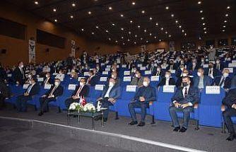 Bakan Varank, SAHA İstanbul 4. Olağan Genel Kurulu'nda konuştu: (1)
