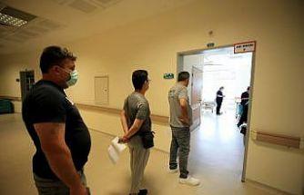 Trakya'da vatandaşlar Kovid-19 ile mücadelede aşılanmaya devam ediyor