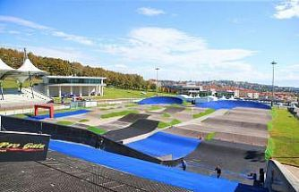 Bisiklet Şehri Sakarya BMX Dünya Şampiyonası'na hazır