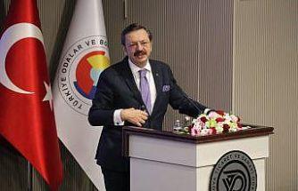 TOBB Başkanı Yalova'da hizmet binası açılışına katıldı