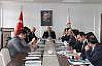 DAP Büyükbaş Ve Küçükbaş Hayvancılık Yatırım Havzaları Master Planı Toplantısı Yapıldı
