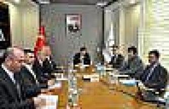Karacadağ Kalkınma Ajansı Toplantısı Şanlıurfa'da Yapıldı