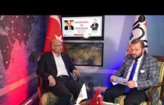07.11.2018 İNCE BAKIŞ'ın konuğu AK Parti Bursa eski Milletvekili Mustafa Öztürk oldu.
