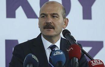 İçişleri Bakanı Soylu: Yurt içinde 790 civarında terörist var'