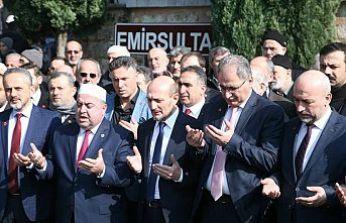 Mehmet Atmaca Bursa'nın Manevi Önderlerini Ziyaret Etti.